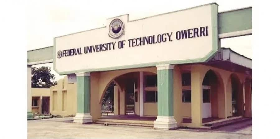 Courses offered in FUTO and requirements
