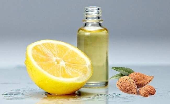 Almond Oil and Lemon