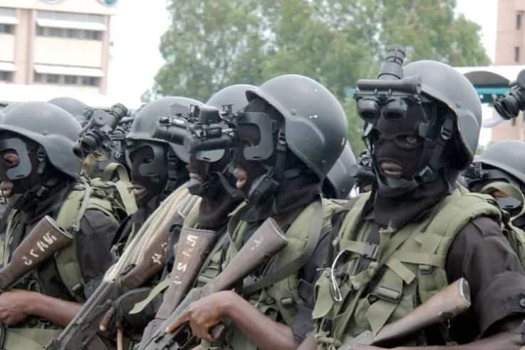 Nigerian state security service ranks ▷ Legit ng
