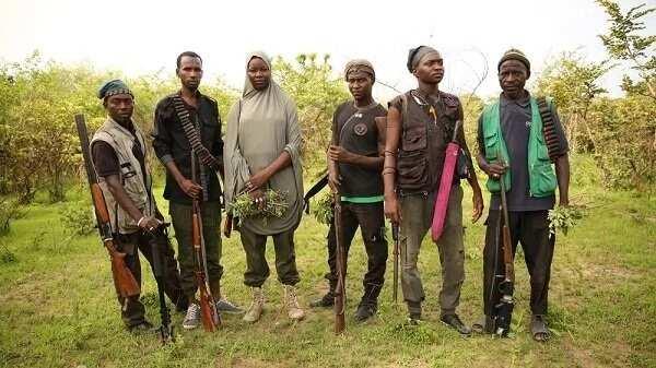 'Yan Boko Haram sun sanni kuma suna tsoro na - Aisha mafarauciya