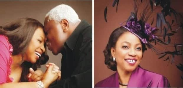 Mrs. Folorunsho Alakija is happily married