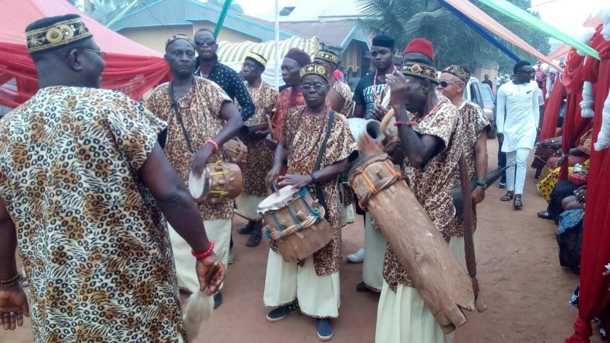 Igbo cultural dance attire ▷ Legit ng