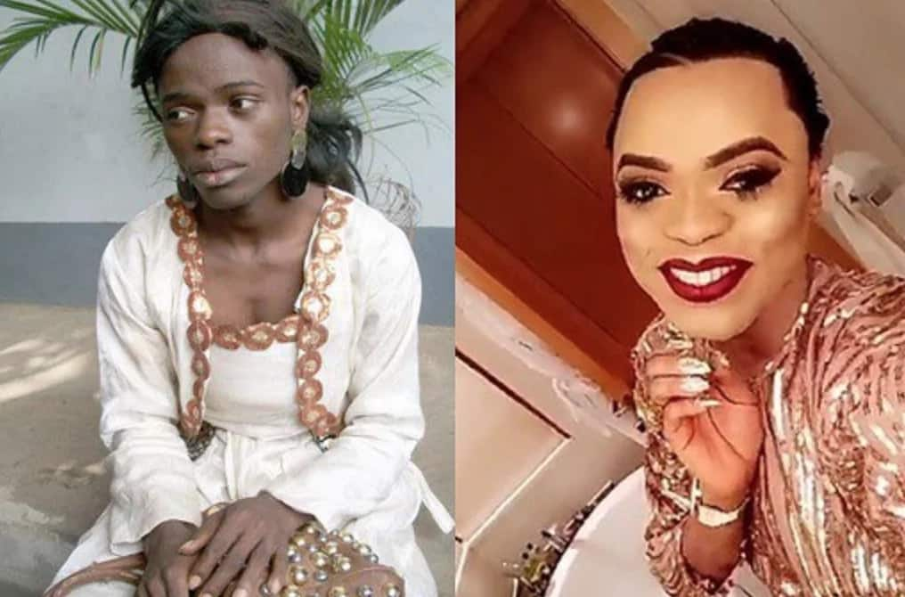 Bobrisky before and after