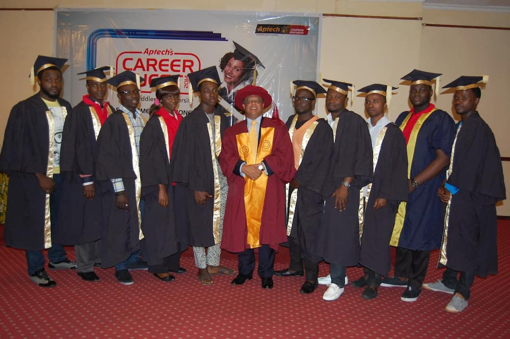 Aptech Nigeria career builder courses