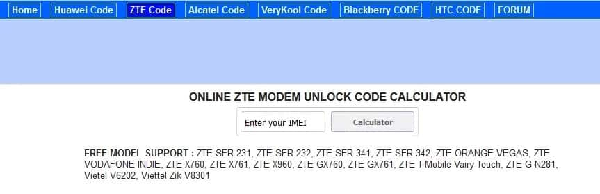 How to unlock ZTE modem? ▷ Legit ng