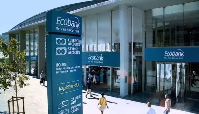 How to transfer money from Ecobank using phone?