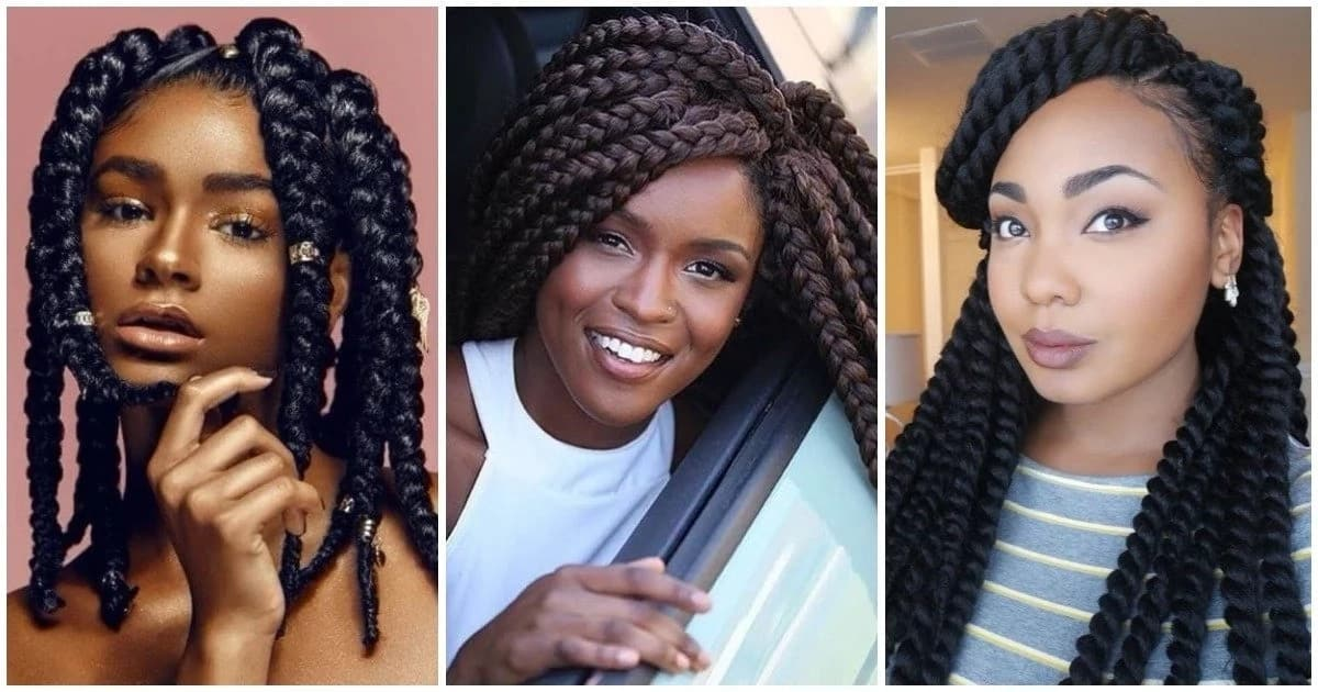 Big Braids Hairstyles To Rock In 2018 Legit