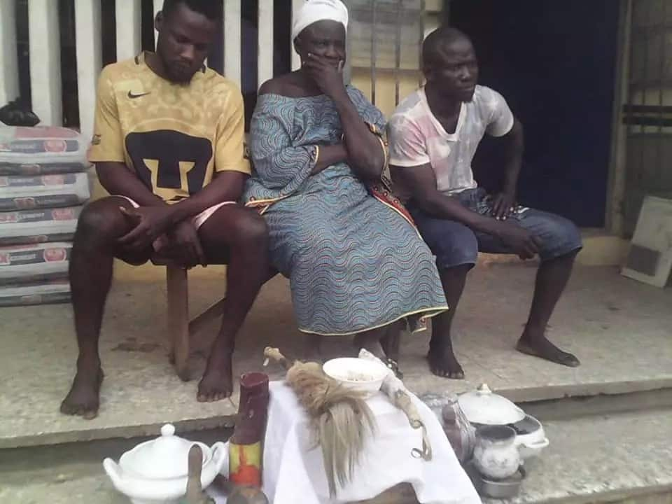 Police arrest family of kidnappers in Lagos state