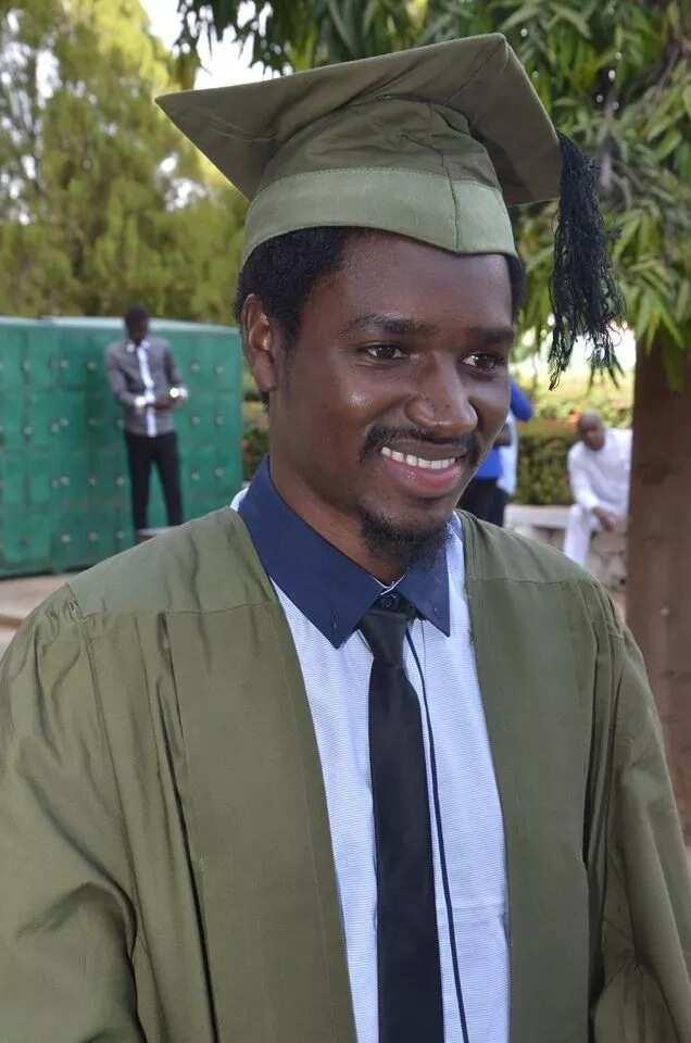 Ahmadu Bello University graduate bags NNPC scholarship
