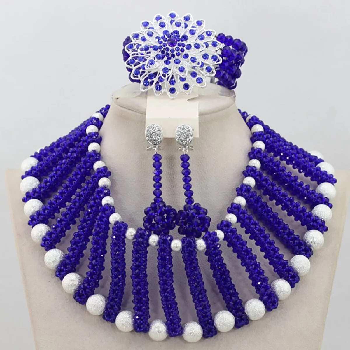 Bead making designs in Nigeria