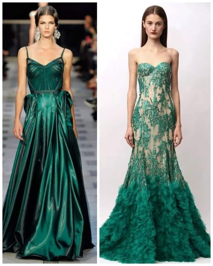 10 Wedding Dress Colors And Their Meanings Around The