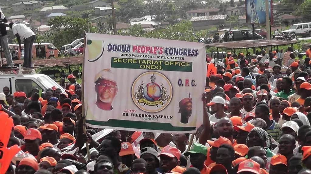 New OPC group storms Ogun to face militants