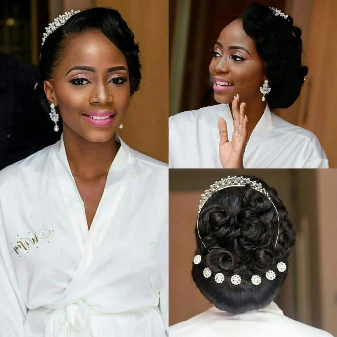 Latest Nigerian Wedding Hairstyles Legit Ng