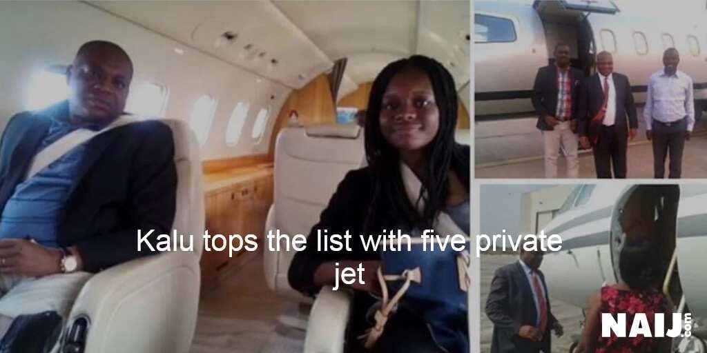 Most Richest Man In Nigeria 2019 Jets