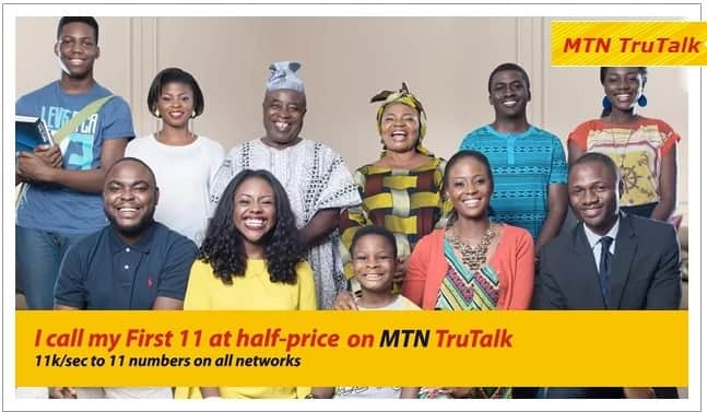 How to migrate to Mtn true talk?