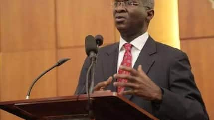 Fashola says FG has committed N300bn on road infrastructure so far