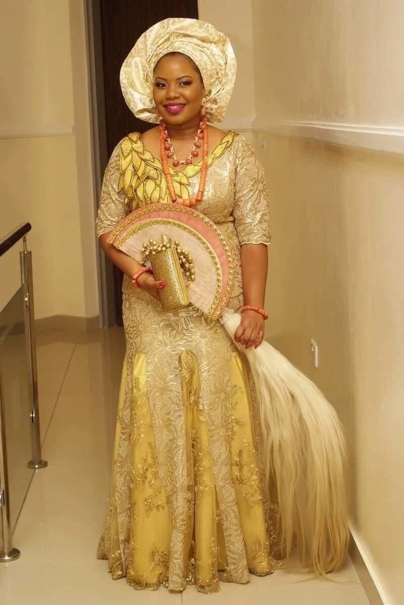 Nigerian fashion dresses for weddings