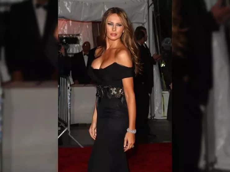 11 really hot photos of Melania Trump, America's new first lady