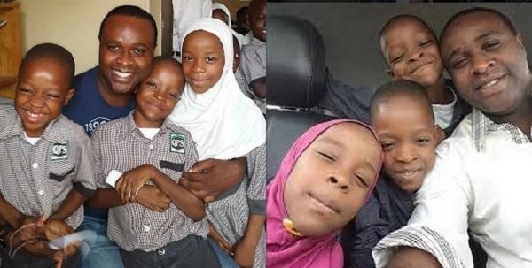 Femi Adebayo children