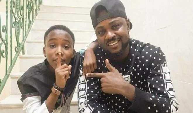 Gado girman da: Babban dan Adam A. Zango ya fitar da zazzafan kundin wakokin Hip Hop