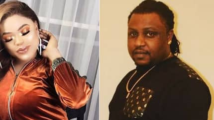 Bobrisky reacts in shocking way as Nigerian 'prince of Hollywood' accuses him of scam (video)