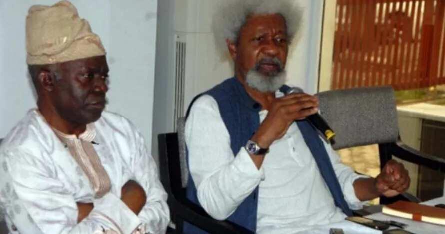 Obasanjo ne babbar matsalar Najeriya - Soyinka, Falana