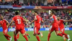 Switzerland beat Serbia in tough Group E game to keep their hopes of reaching the round of 16 at Russia 2018 World Cup alive