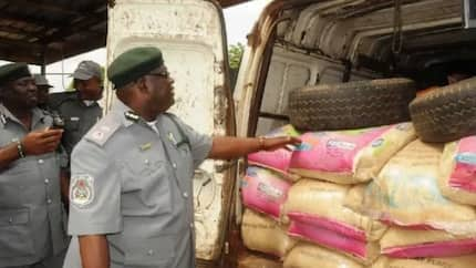 Customs western marine command seizes contraband worth N81m in one month