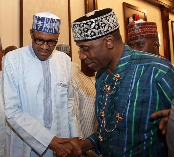 Buhari healthy enough for a second term, says Rotimi Amaechi