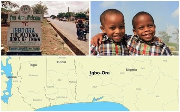 History of Igbo Ora town in Nigeria