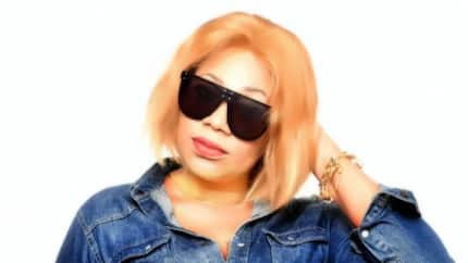 Wearing leg chain does not mean you will not go to heaven - Actress Maryam Charles
