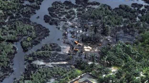 BREAKING: Niger Delta militants strike again