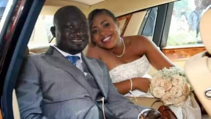 After 7 years of marriage, read what billionaire Emami's wife said on their anniversary (photos)