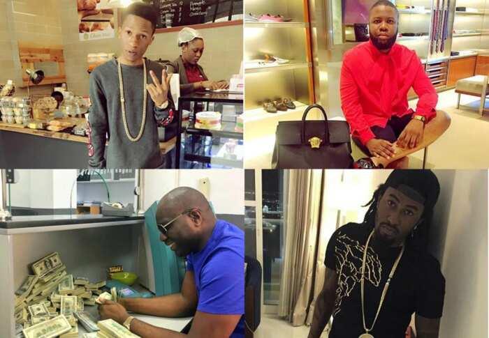 Scammer in ghana richest Richest Sakawa
