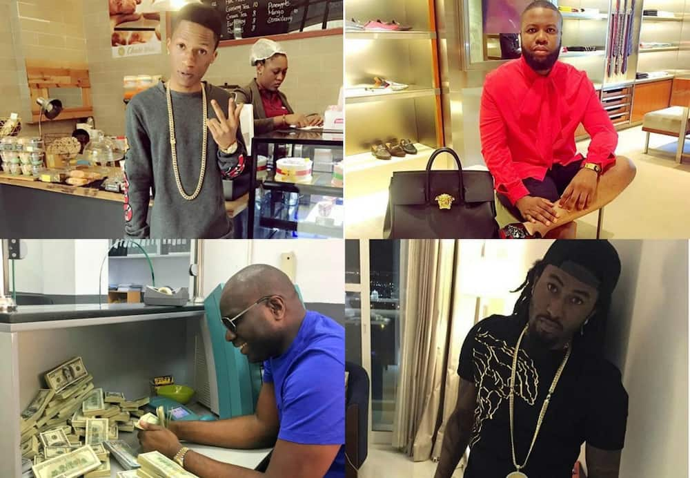 Top 10 richest Yahoo boys in Nigeria ▷ Legit ng