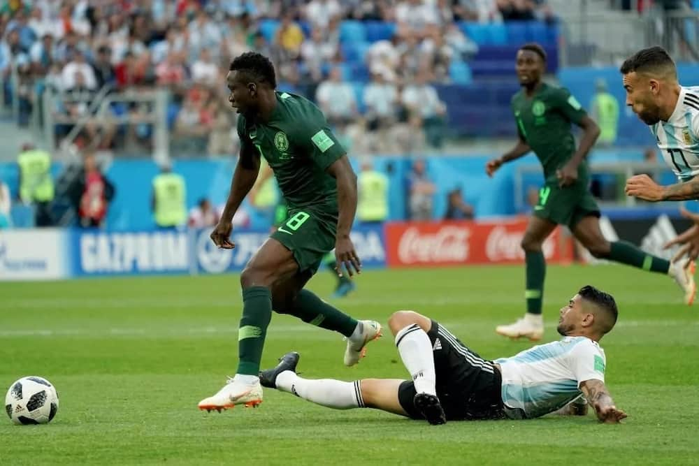Russia 2018: Oghenekaro Etebo grabs 5 of the best statistics after group stage of the World Cup