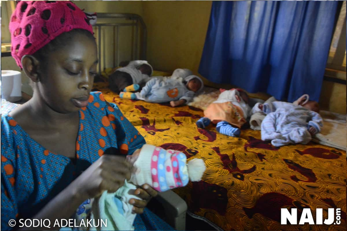29-year old woman gives birth to quintuplets in Anambra state