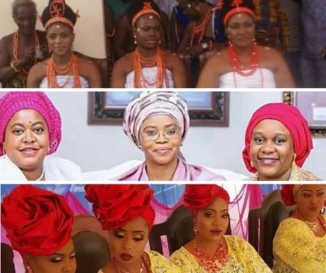 Which Nigerian king has the prettiest wife? ▷ Legit ng