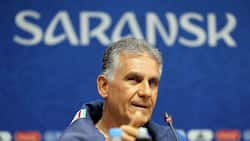 Iran coach Carlos Queiroz blasts Cristiano Ronaldo because of what he did when his side played 1-1 with Portugal