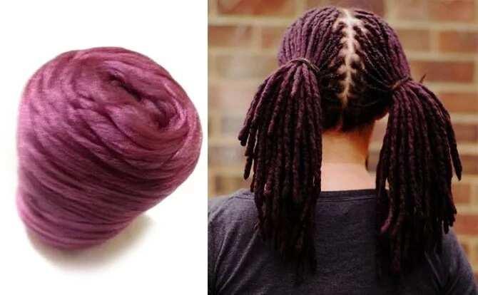 Brazilian wool hairstyles in Nigeria