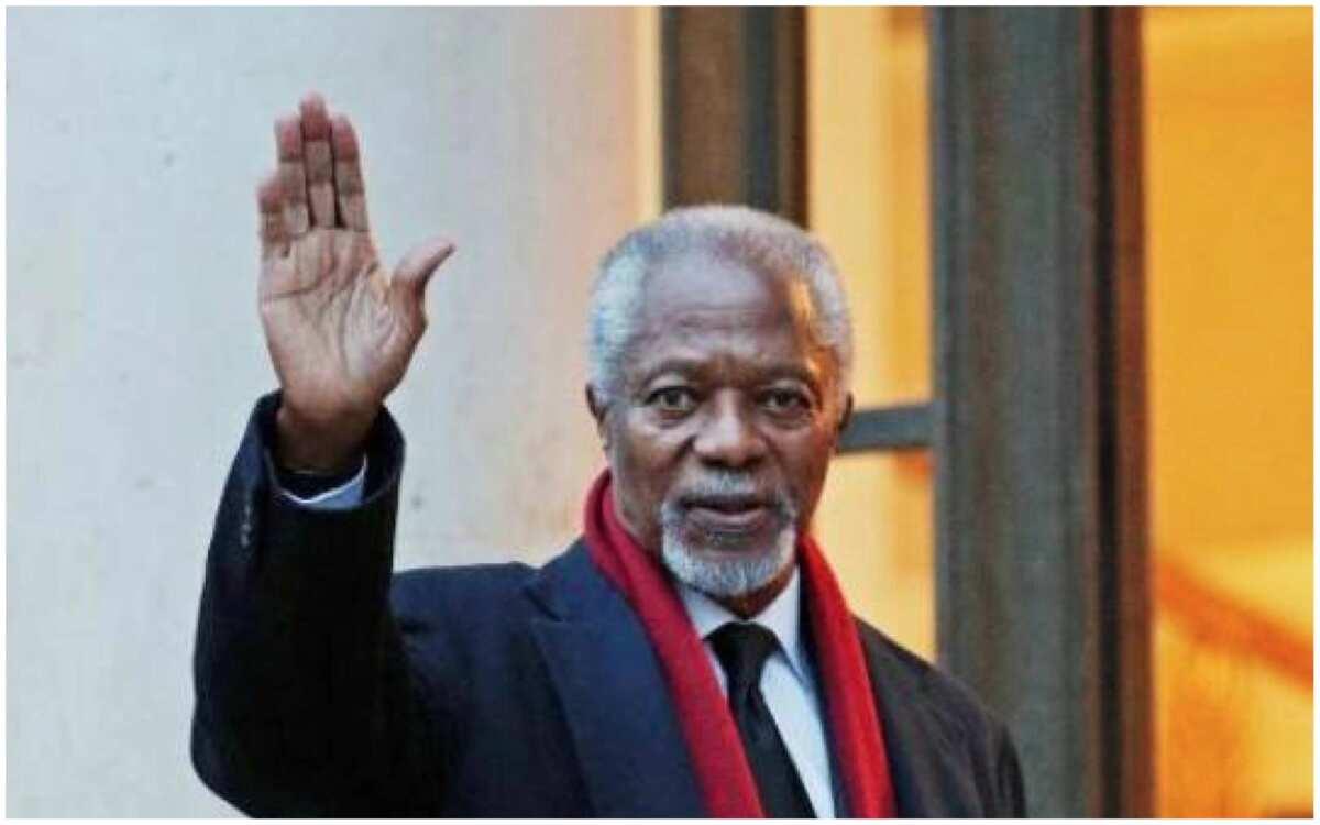 Shugaba Buhari ya yi ta'aziyya game da rasuwar Kofi Annan