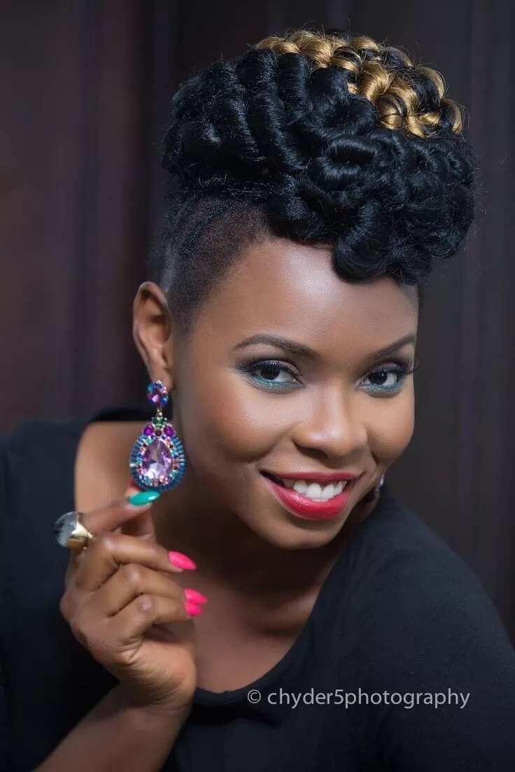 Yemi Alade Hairstyles Legit Ng