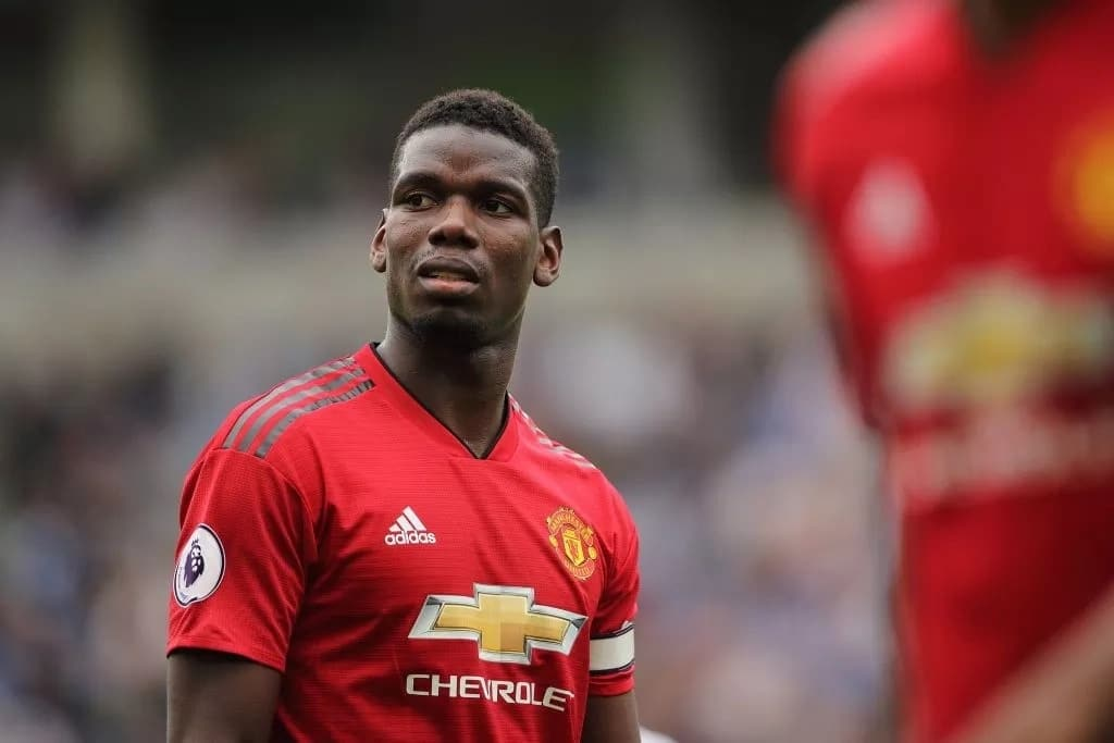 Paul Pogba admits Manchester United lacked quality in Brighton defeat