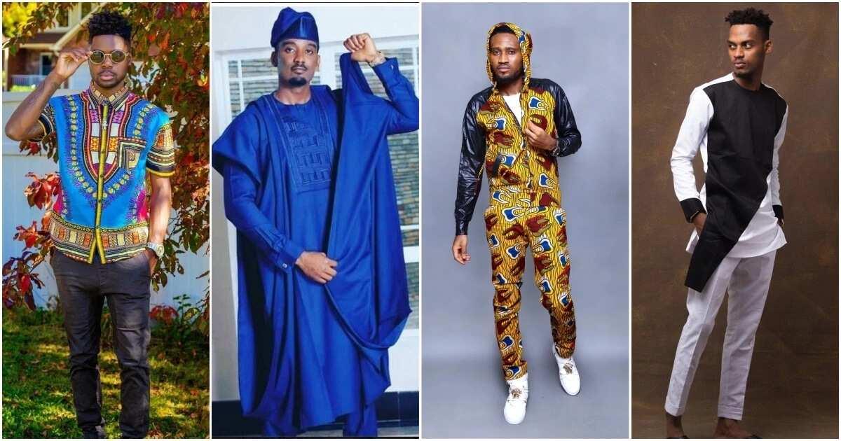 Latest Nigerian men's fashion