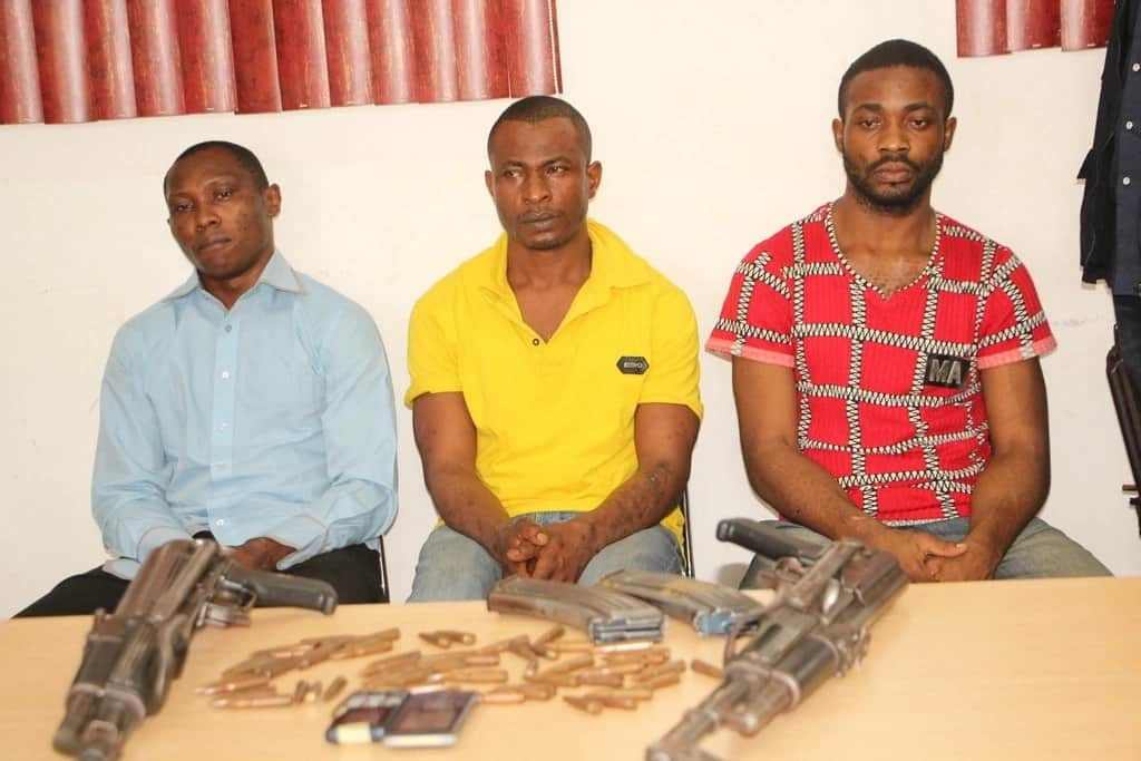 Police arrest 3 suspected killers of policeman in Magu's farm house