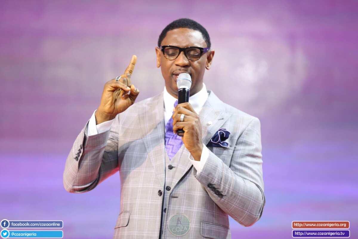 What is Pastor Biodun Fatoyinbo's biography?