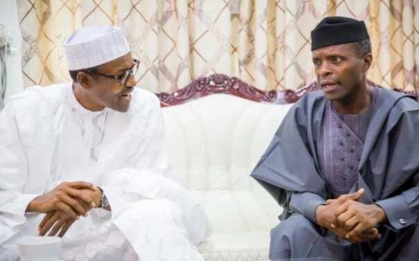 Yanzu Yanzu: Buhari zai sake takara ne tare da Osinbajo a 2019 – Fadar shugaban kasa