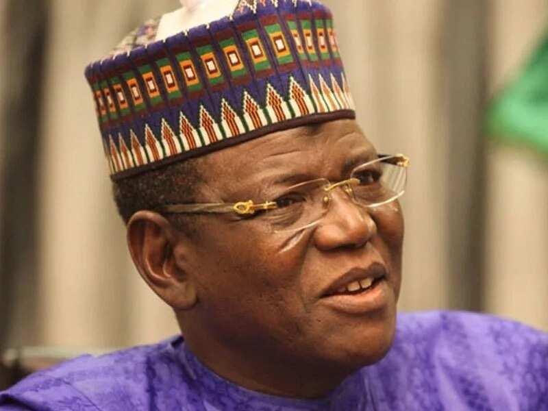 Taron PDP ne ya firgita Buhari ya ce zai yi takara - Sule Lamido