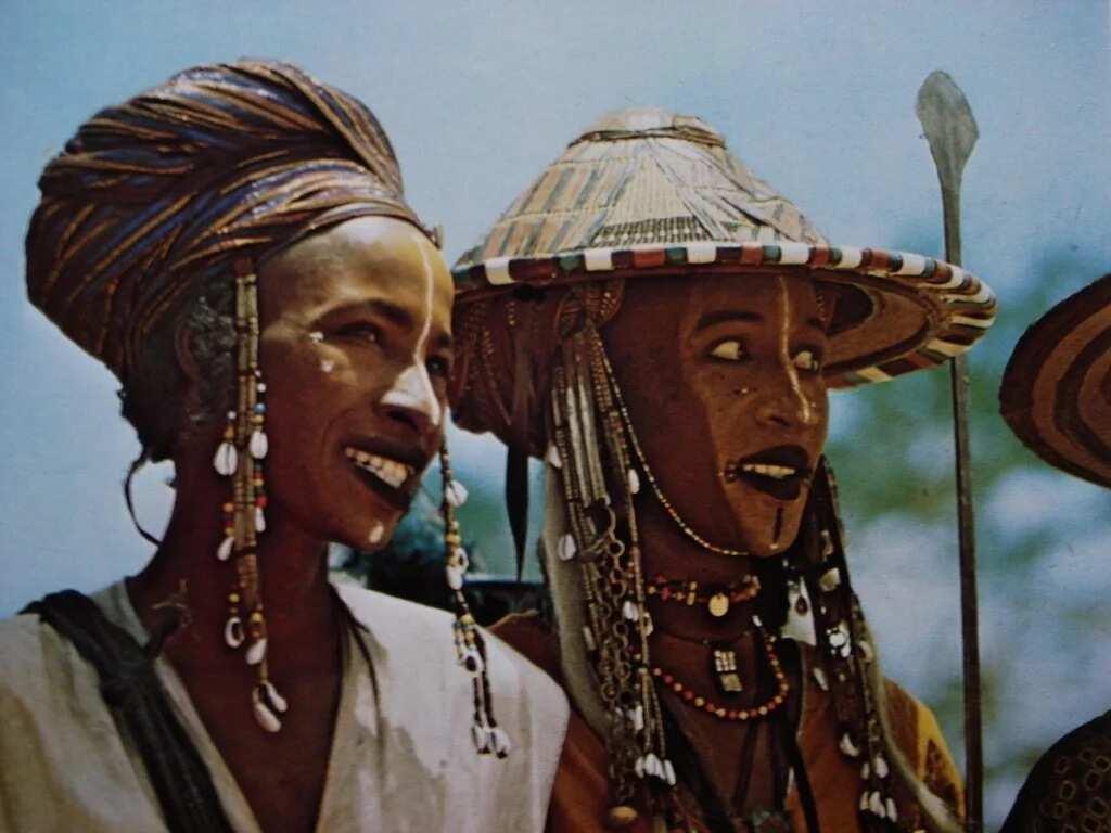 Fulani people and states in Nigeria