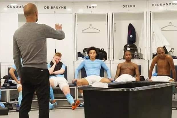 Revealed: How Manchester City star Delph reacted to Man United's defeat last season